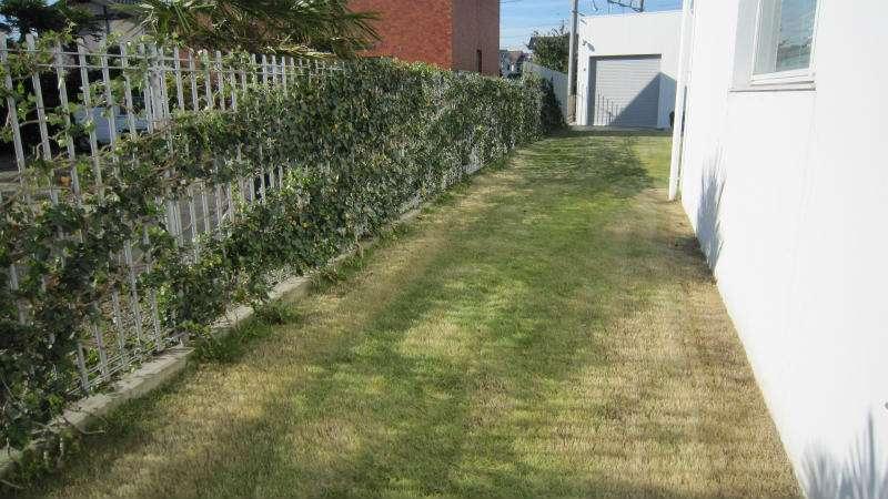 東近江市お庭芝刈り事例